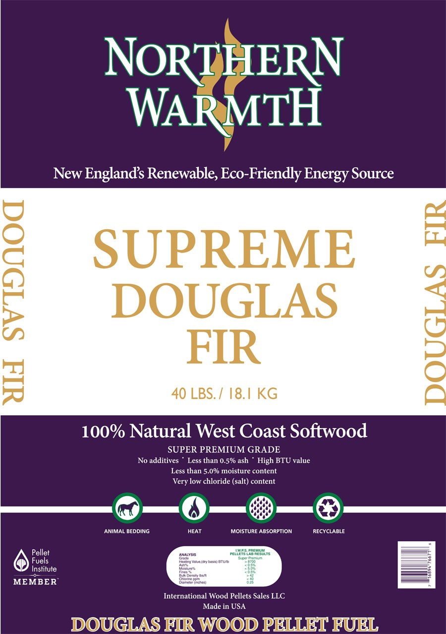 Northern Warmth Supreme Douglas Fir